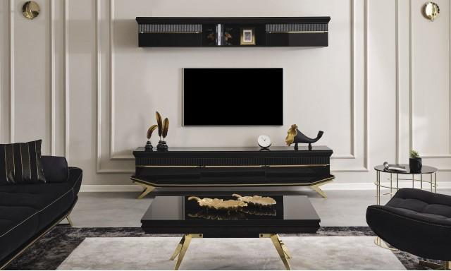 Masaratti Tv Ünitesi Gold